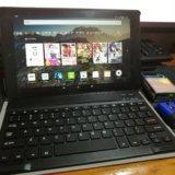 Fire HD10 タブレット購入!キーボード付きカバーで軽量高コスパノート化!