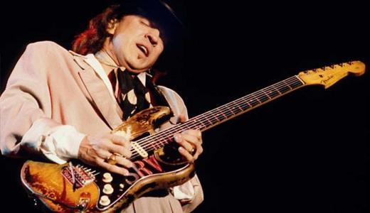 私が好きなギタリスト!スティービーレイボーン!音作りのお勧めもあるよ